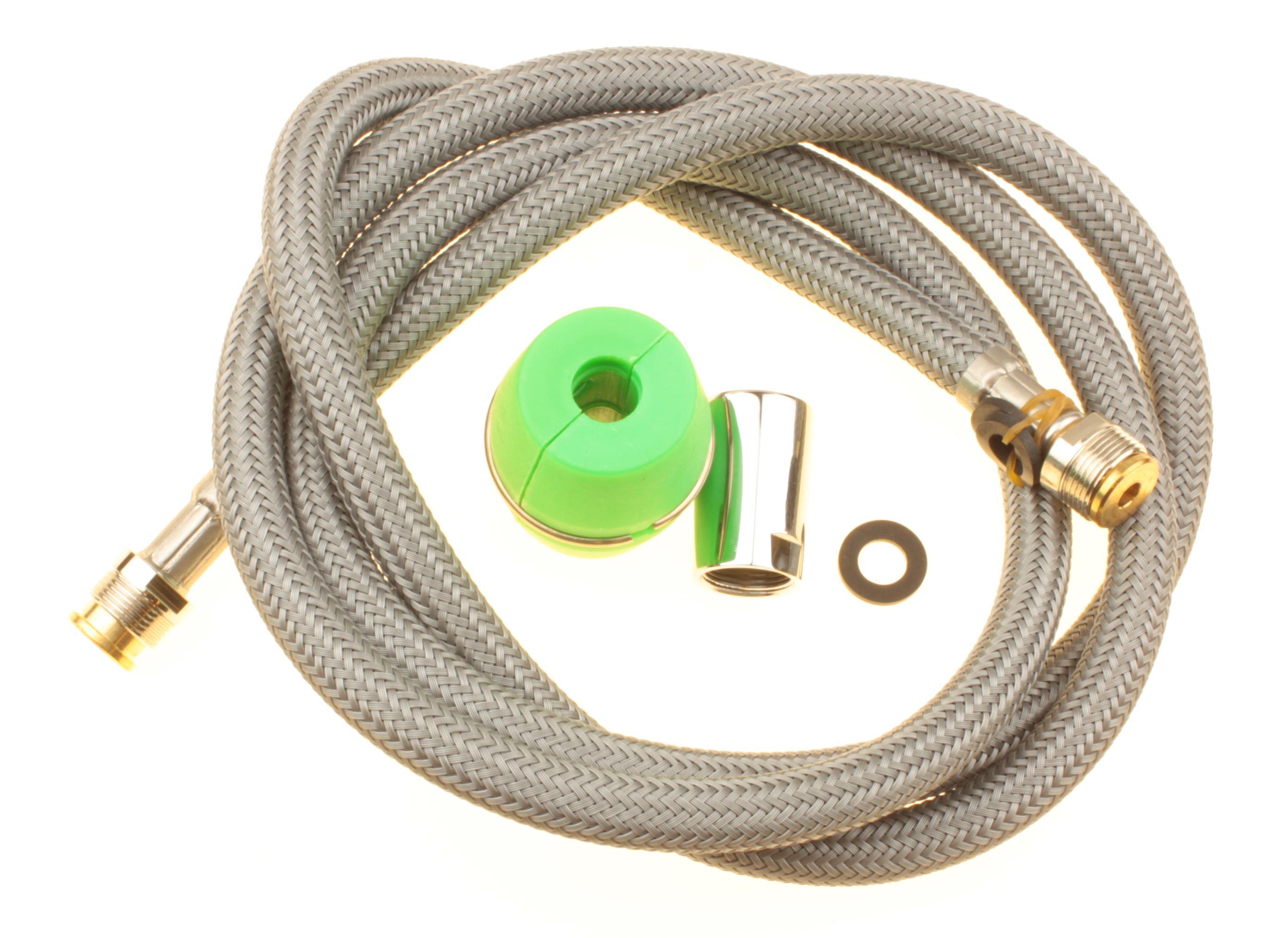 Запасные части TEKA 1037800 шланг выдвижного смесителя, наличие на складе сервисного центра.